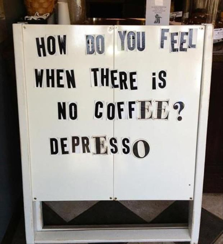 coffee joke