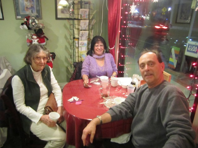 Year Anniversary Party 12-1-12