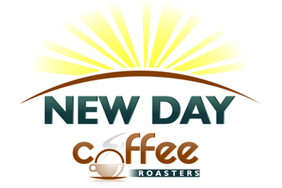 new day coffee roasters logo